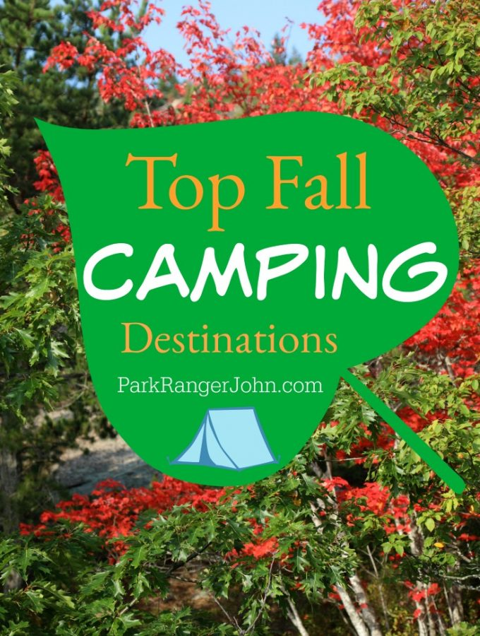 Top Fall Camping Destinations