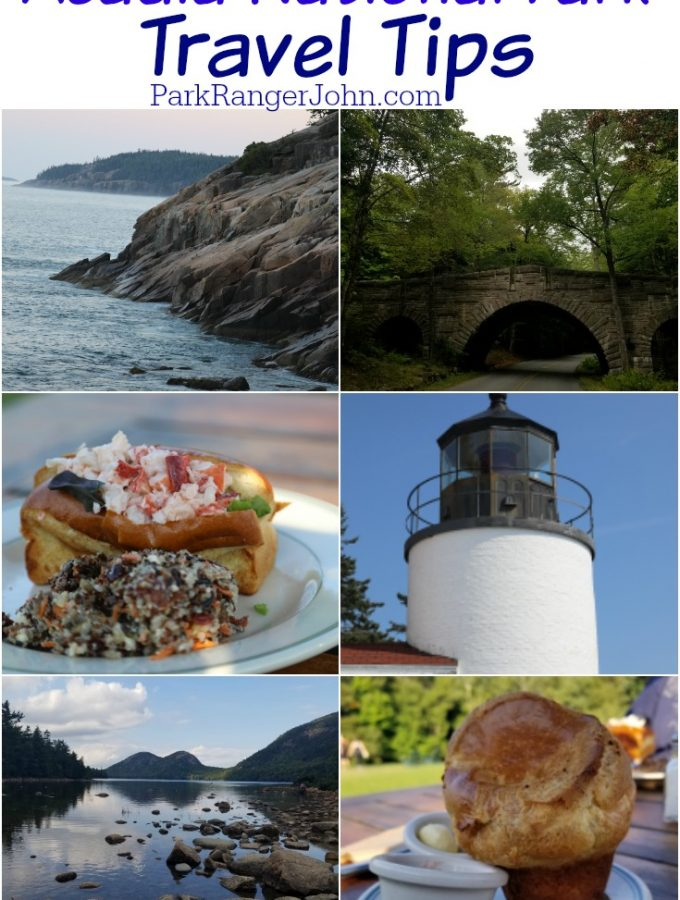 Acadia National Park Travel Tips