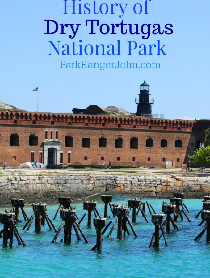 History of The Dry Tortugas National Park