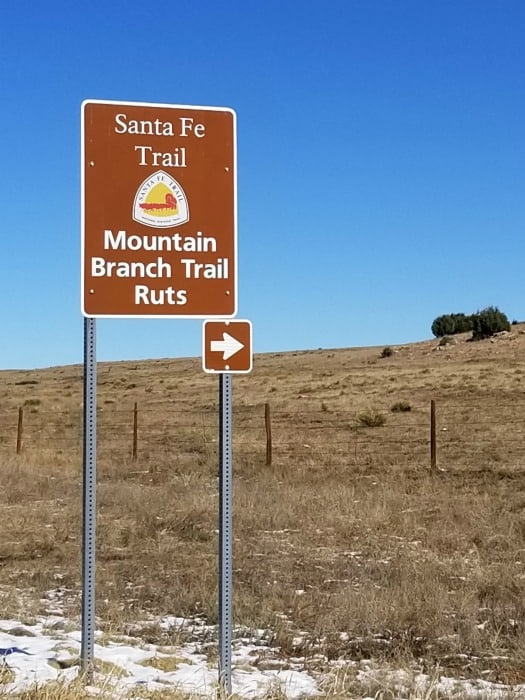 Santa Fe Trail National Historic Trail