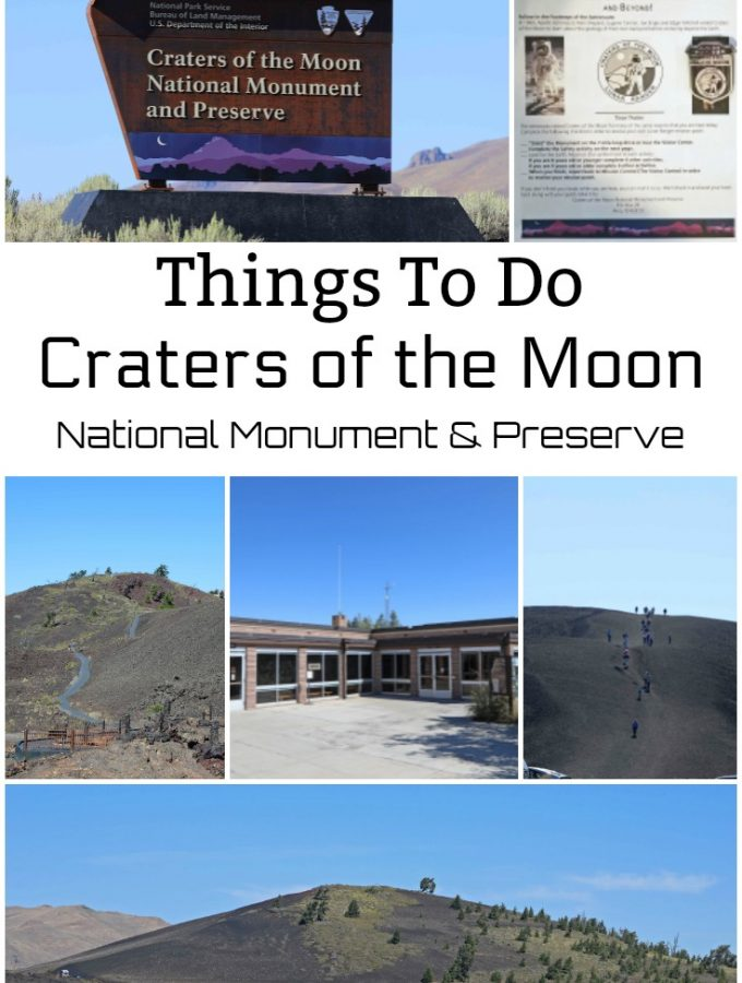 Things To Do Craters Of The Moon National Monument and Preserve