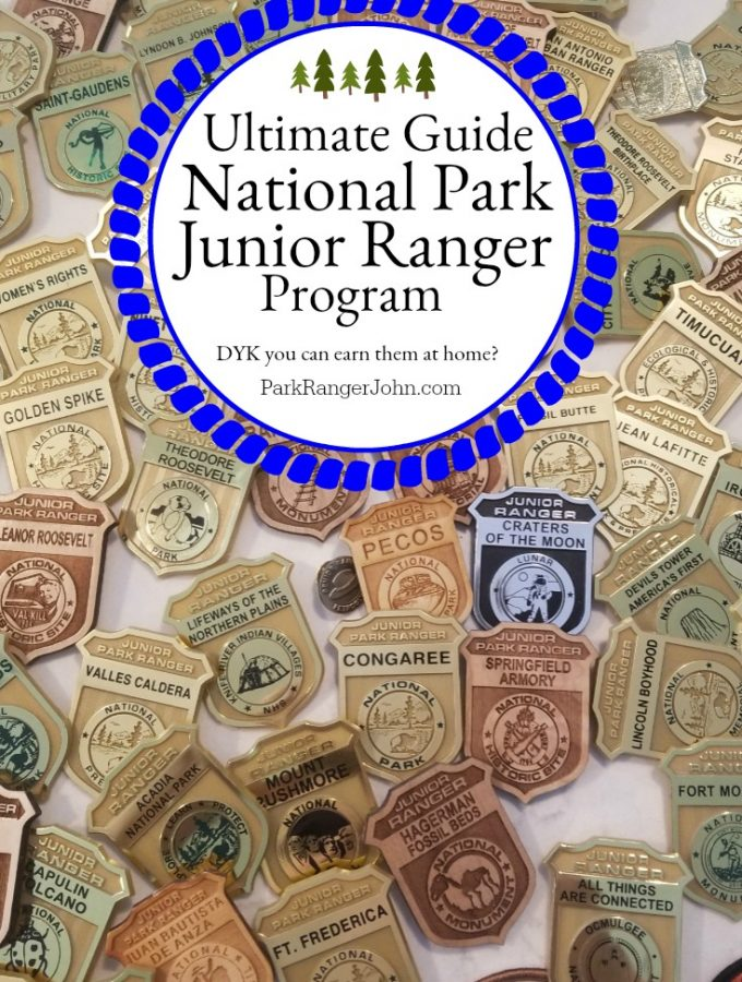National Park Junior Ranger Program