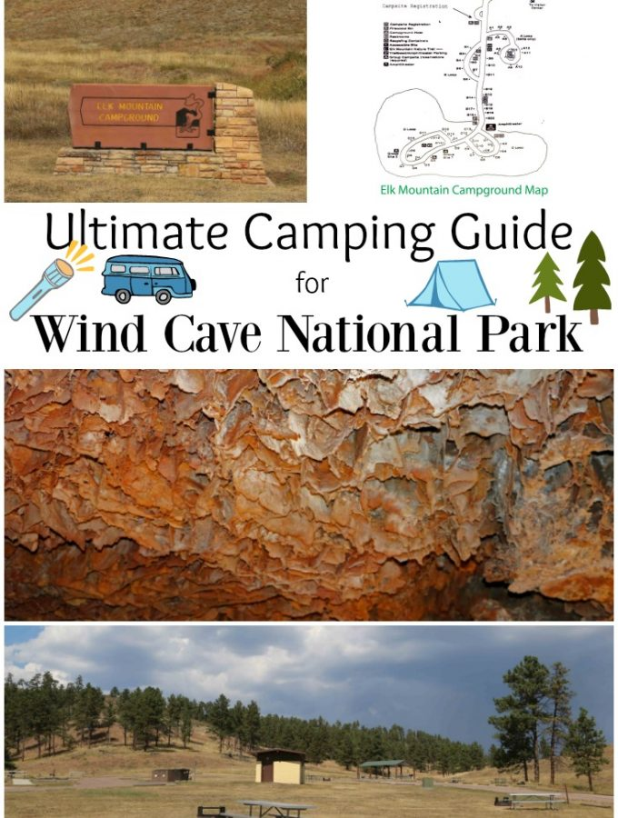 Wind Cave National Park Camping
