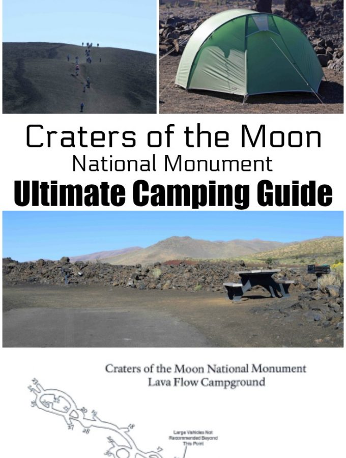 Craters Of The Moon Camping
