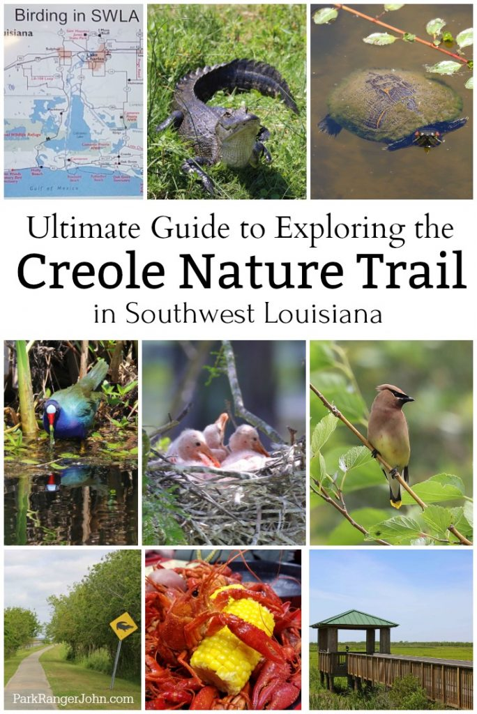 The ultimate guide to exploring the Creole Nature Trail in Southwest Louisiana #creolenaturetrail #louisiana #Louisianaoutback