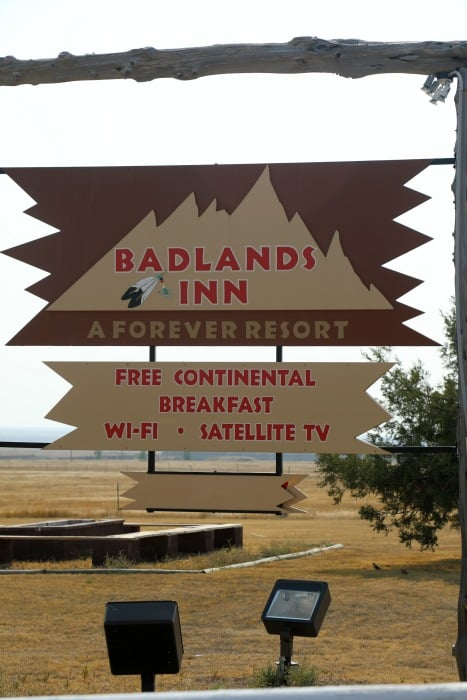 Badlands Inn – Badlands National Park