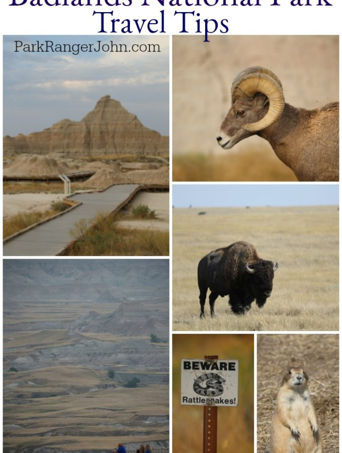 Badlands National Park Travel Tips