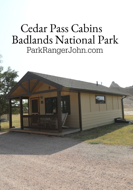 Cedar Pass Lodge and Cabins – Badlands National Park