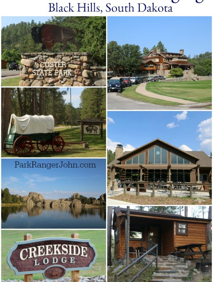 Custer State Park Lodging