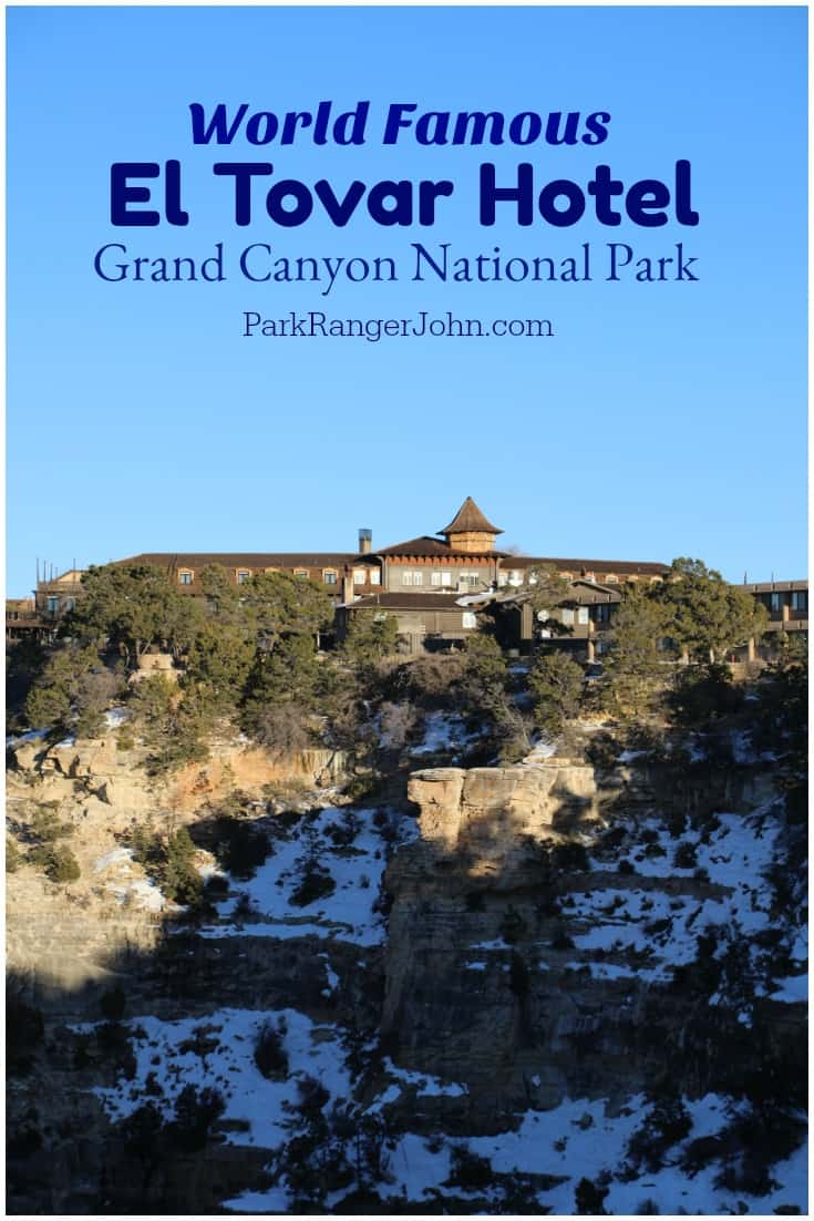 Led Lights For Cars >> El Tovar Hotel - Grand Canyon National Park | Park Ranger John