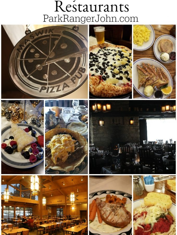 Grand Canyon Restaurants – South Rim