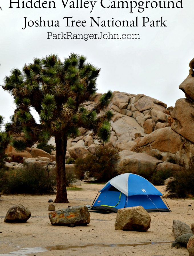 Hidden Valley Campground – Joshua Tree National Park