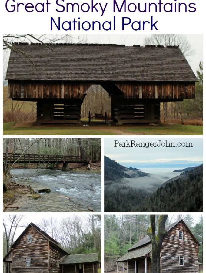 History of Great Smoky Mountains National Park