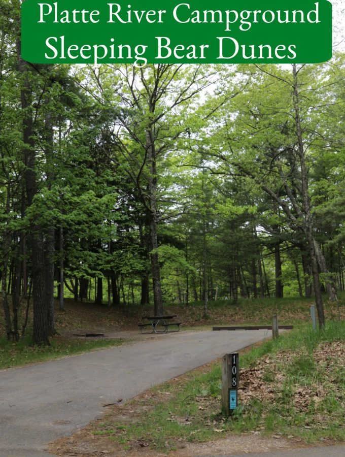 Platte River Campground – Sleeping Bear Dunes National Lakeshore