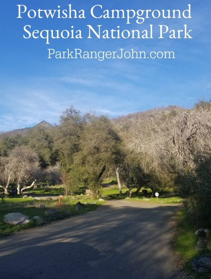 Potwisha Campground – Sequoia National Park