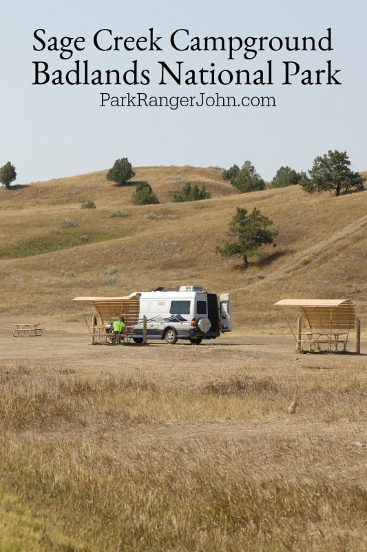 Sage Creek Campground – Badlands National Park
