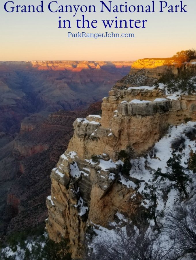 Grand Canyon Winter Guide
