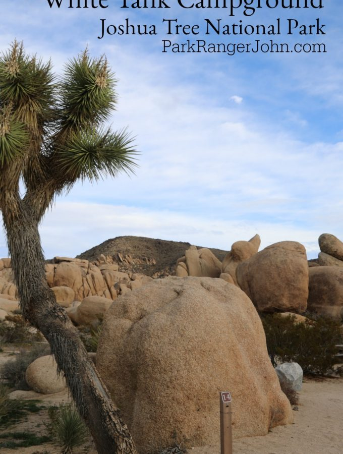 White Tank Campground – Joshua Tree National Park