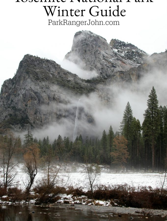Yosemite Winter Guide