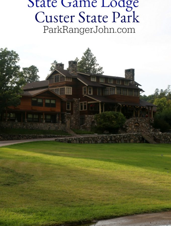 State Game Lodge – Custer State Park