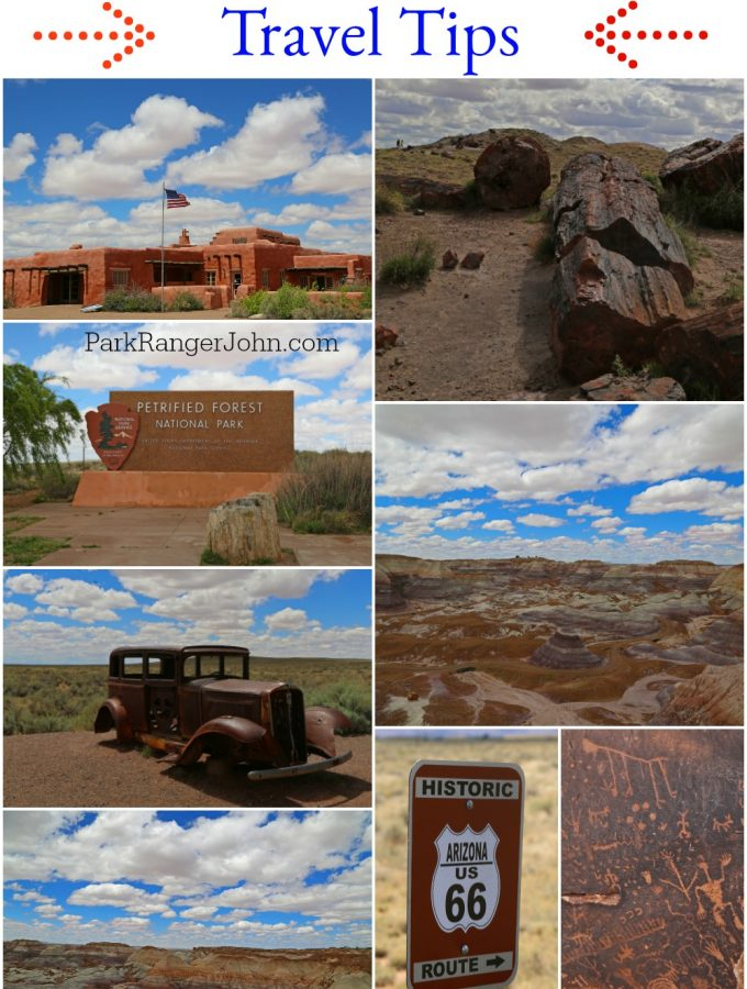 Petrified Forest National Park Travel Tips