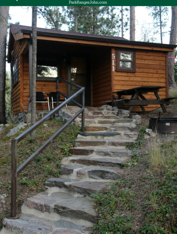Sylvan Lake Lodge and Cabins – Custer State Park