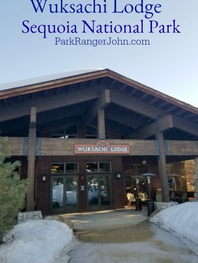 Wuksachi Lodge – Sequoia National Park
