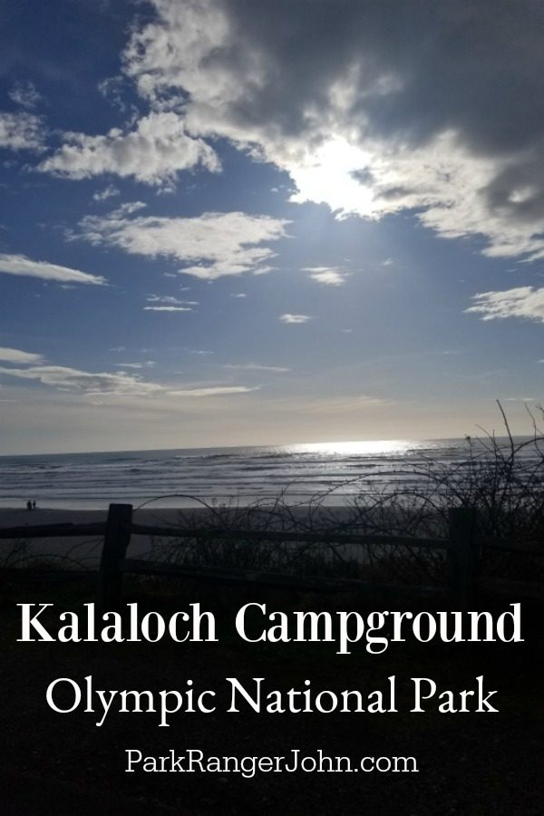 Kalaloch Campground – Olympic National Park