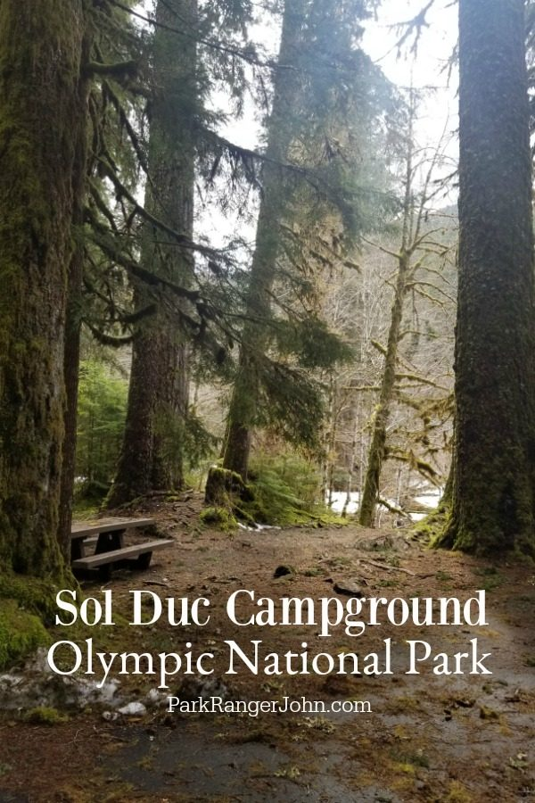 Sol Duc Campground – Olympic National Park