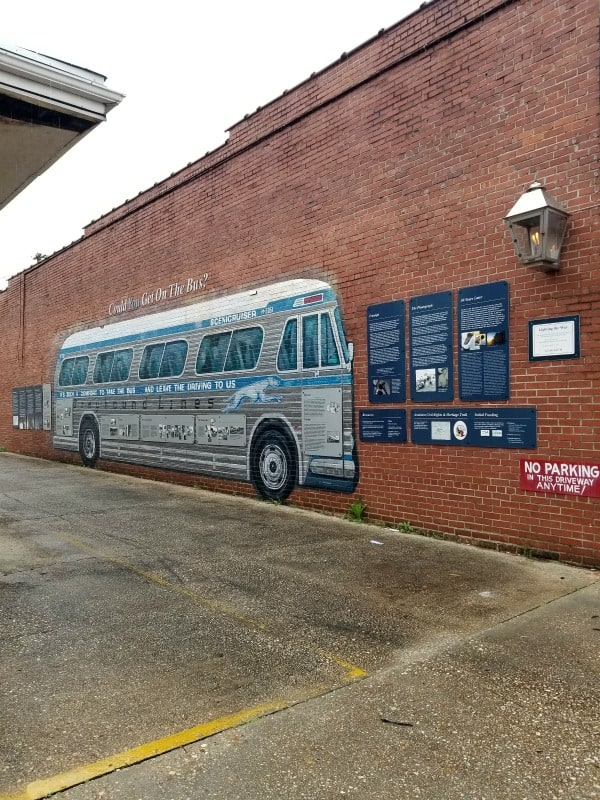 Freedom Riders National Monument – Alabama