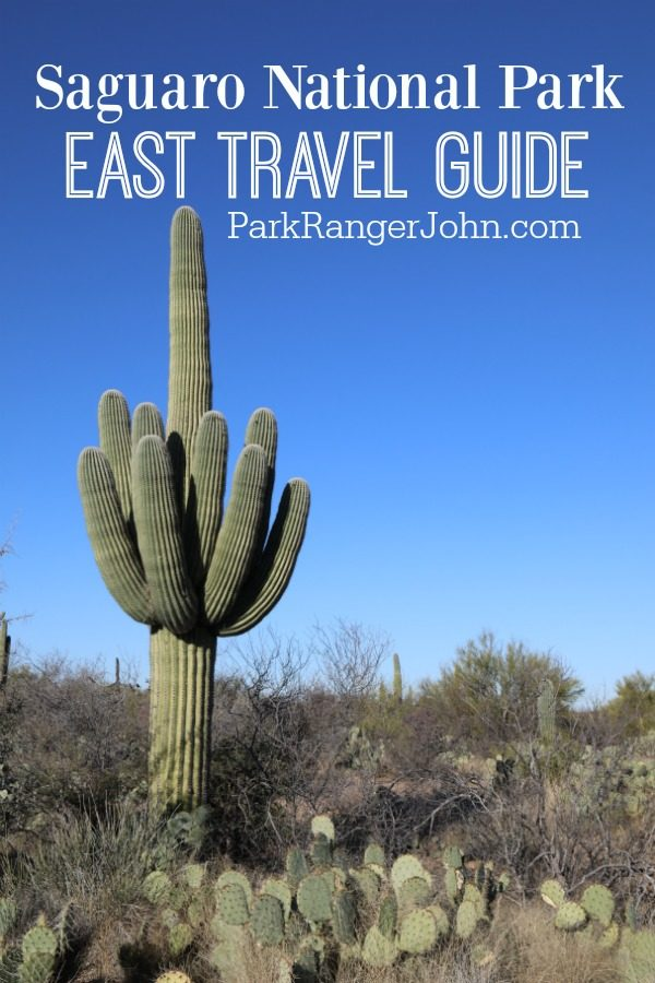 Saguaro National Park – East