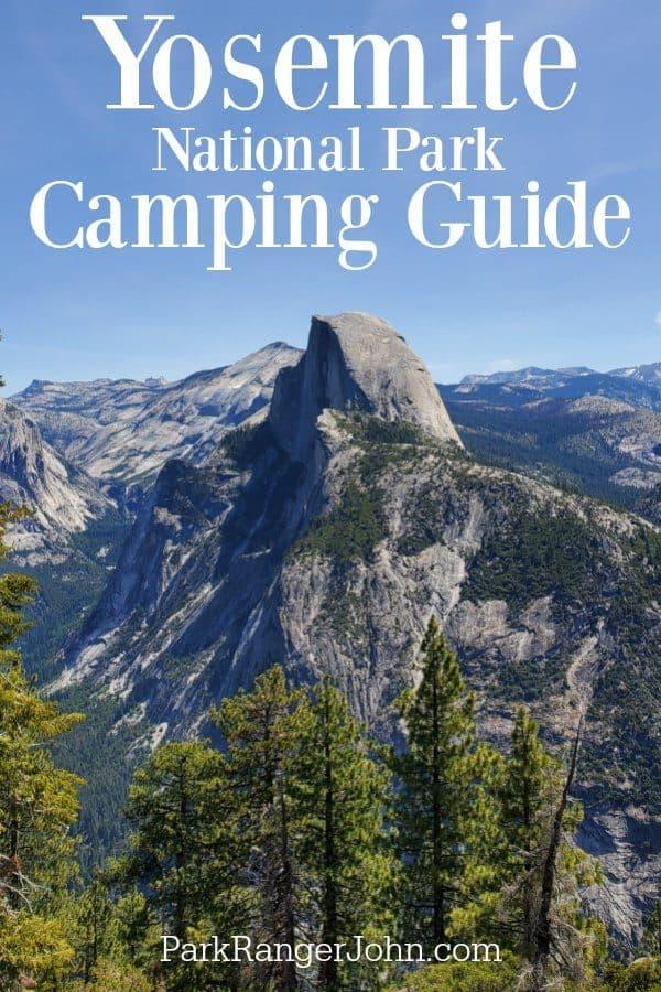 Ultimate Yosemite Camping Guide