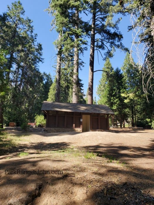 Crystal Springs Campground - Kings Canyon National Park - Park