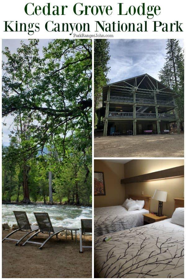 Cedar Grove Lodge – Kings Canyon National Park