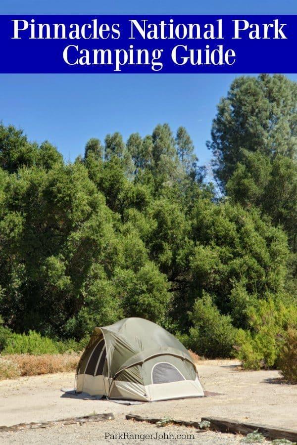 Pinnacles National Park Camping – Pinnacles Campground
