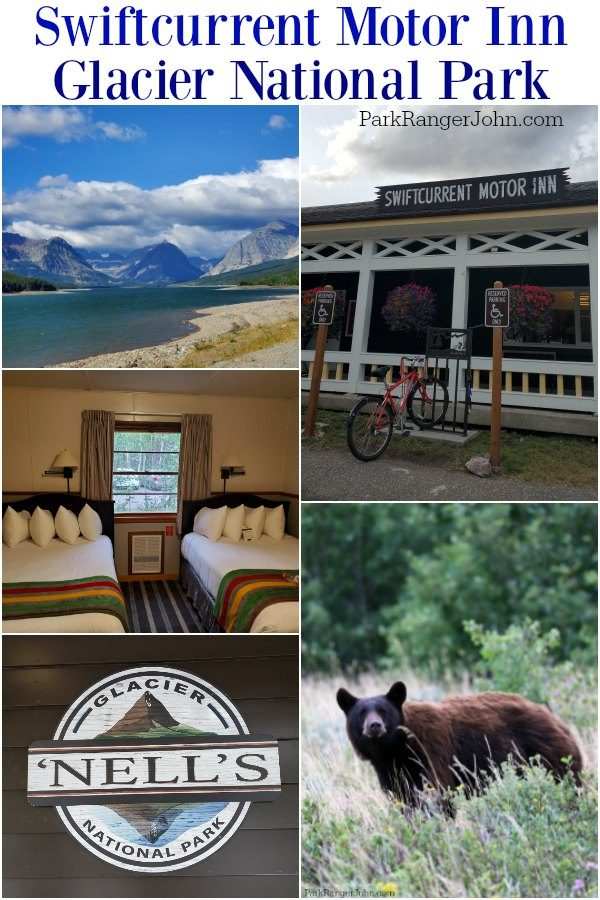 Swiftcurrent Motor Inn and Cabins – Glacier National Park