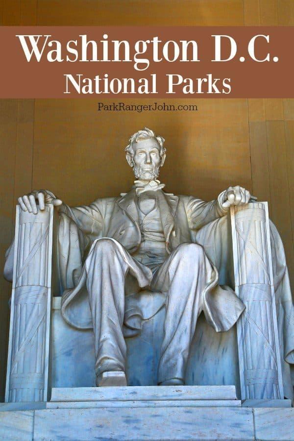 National Parks in Washington DC