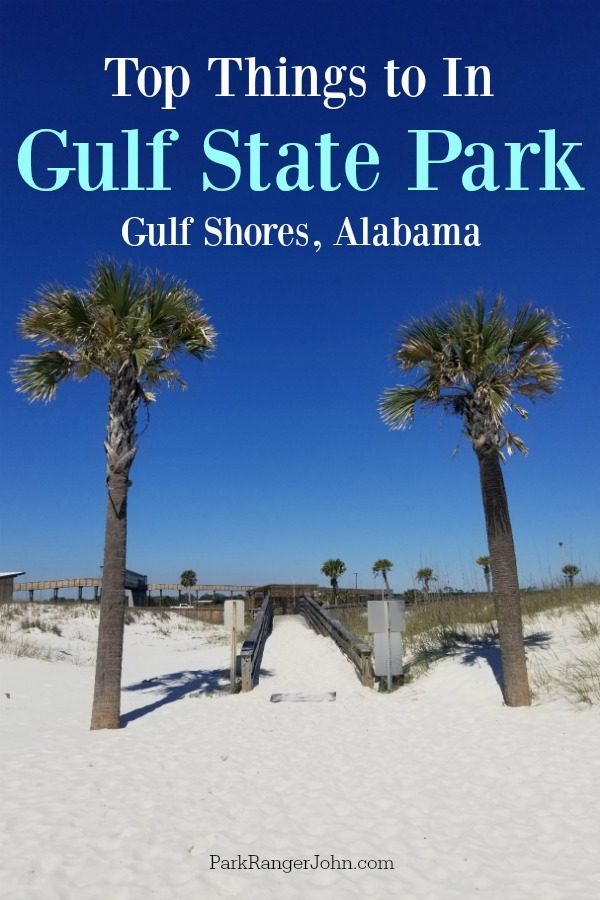 21+ Epic Things to do in Gulf State Park